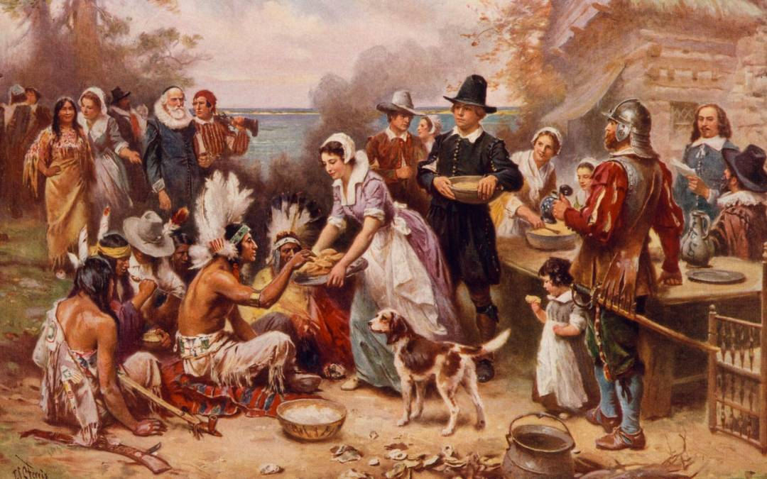 After 400 years, Native people reflect on the 'first Thanksgiving'