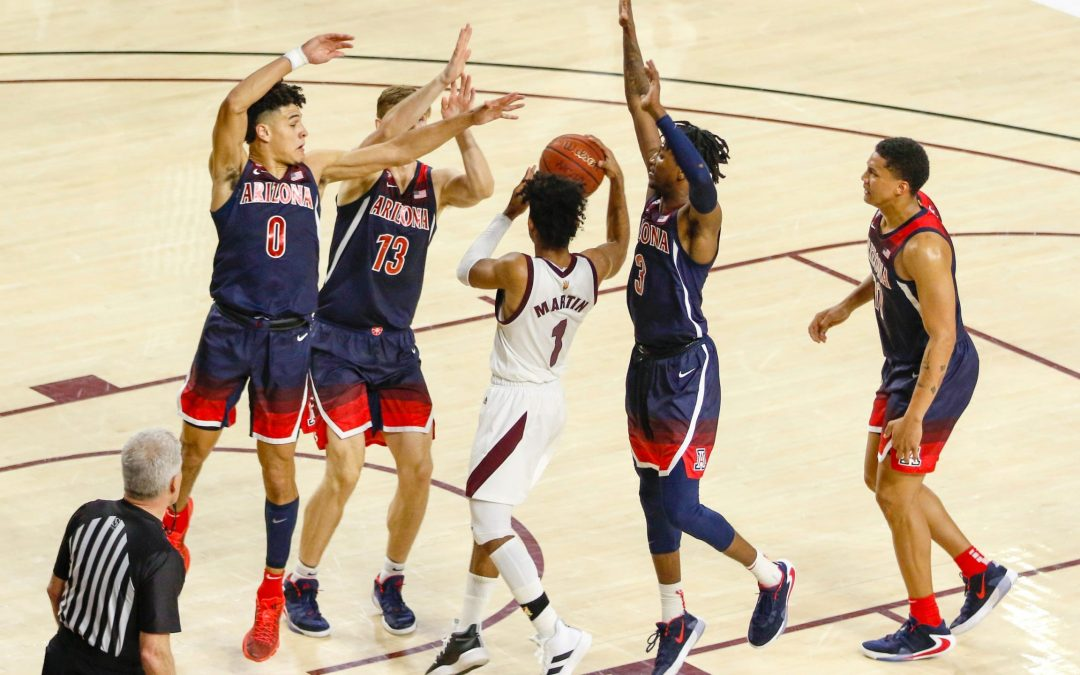 Arizona State basketball looks to break skid against rival Arizona