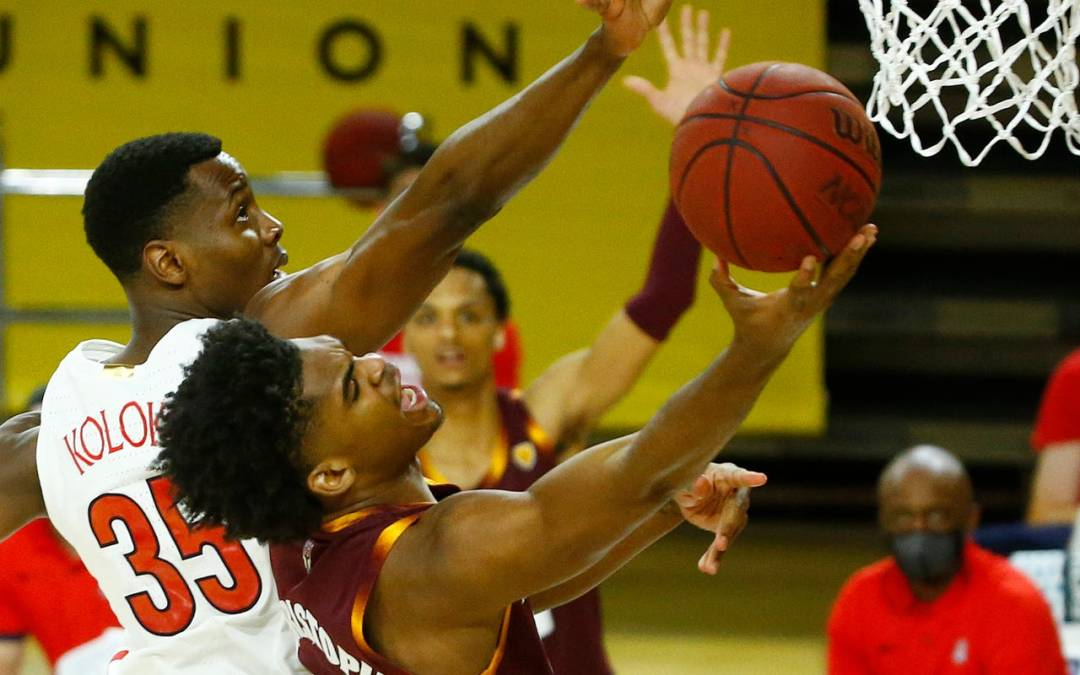 ASU basketball looks to snap skid in rematch against rival Arizona