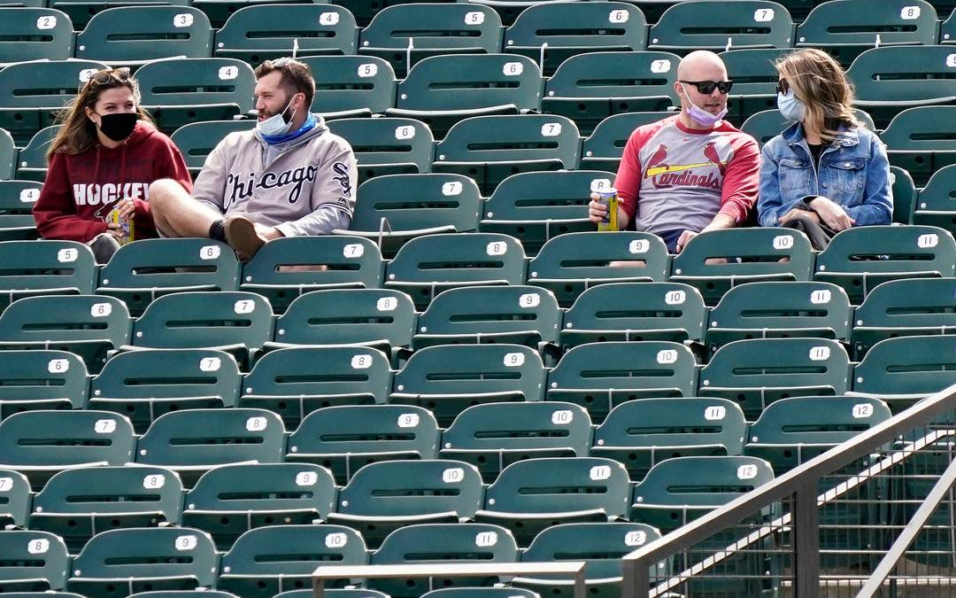 What Major League Baseball's spring training looked like in 2021