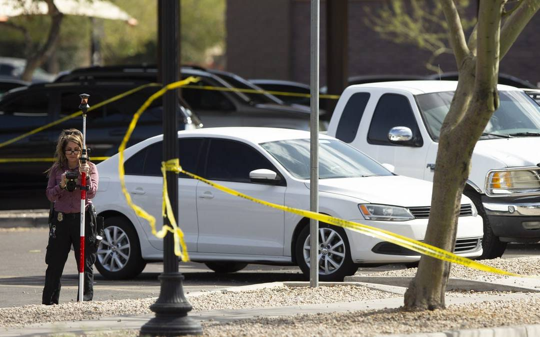 Collision at Walmart Supercenter in Glendale kills 1 child, injures another