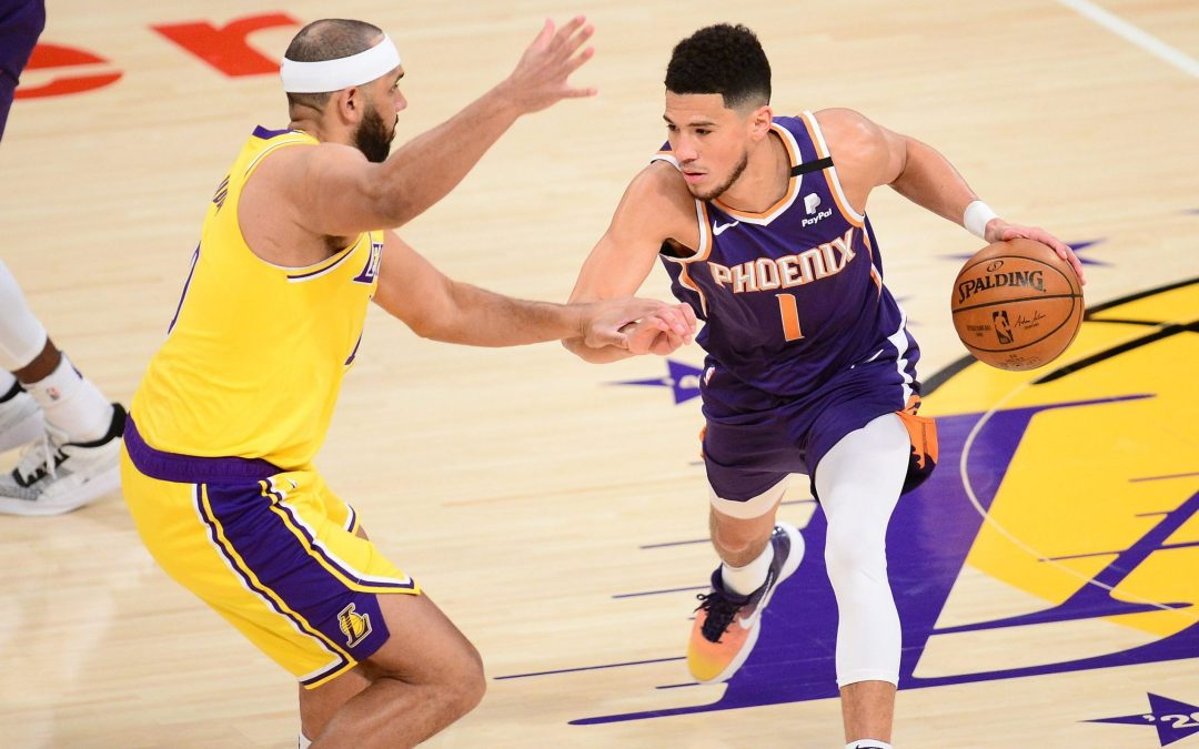 After statement win over Lakers, Suns look to close first half of season with win over Warriors