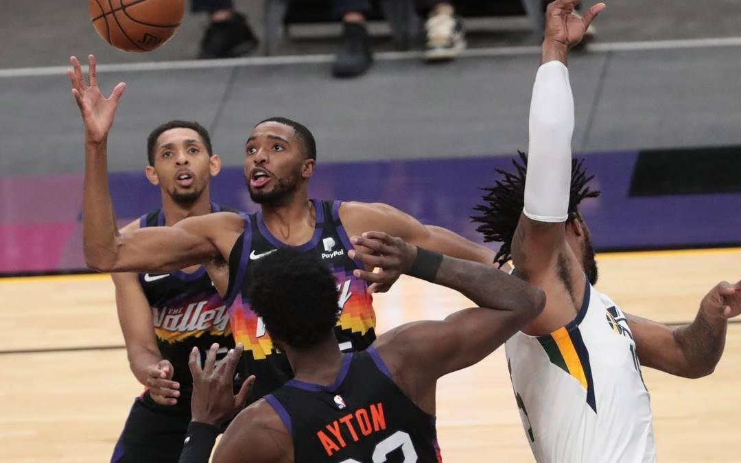 Photos: Phoenix Suns vs. Utah Jazz