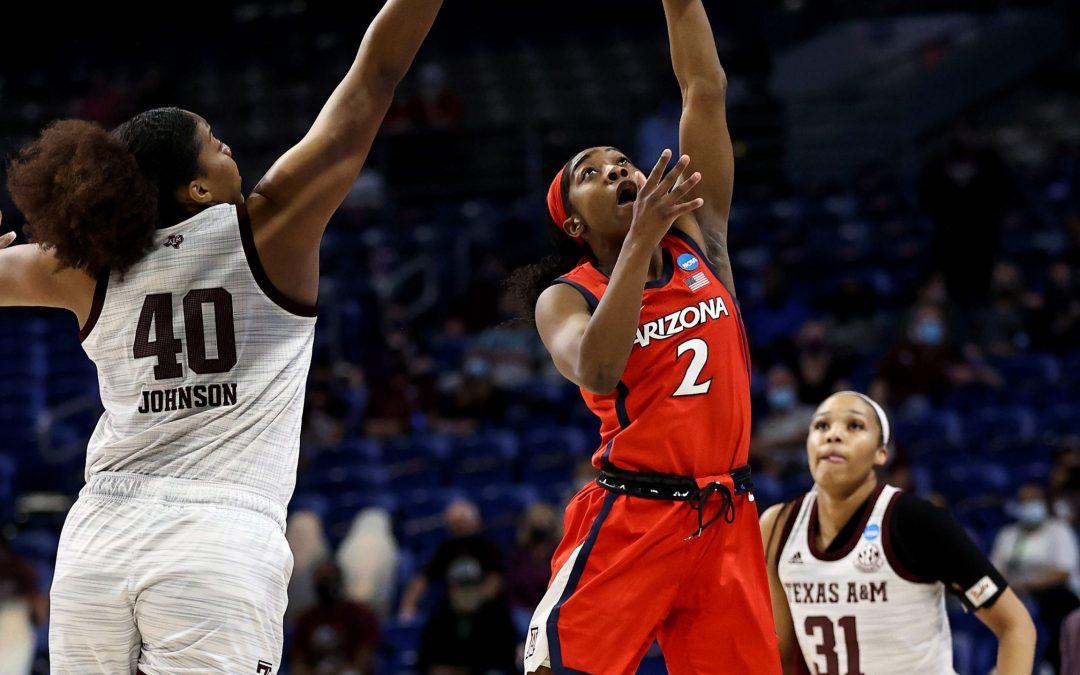 Phoenix Mercury draft pick Johnson wowed by 'presence of greatness'