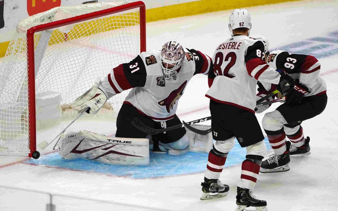 Coyotes head coach Rick Tocchet, on breakdowns and not blocking shots in loss to Kings