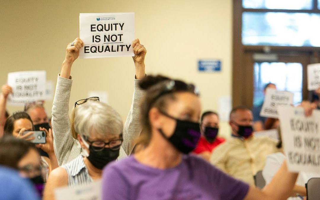 Litchfield Elementary School District board meeting turns contentious