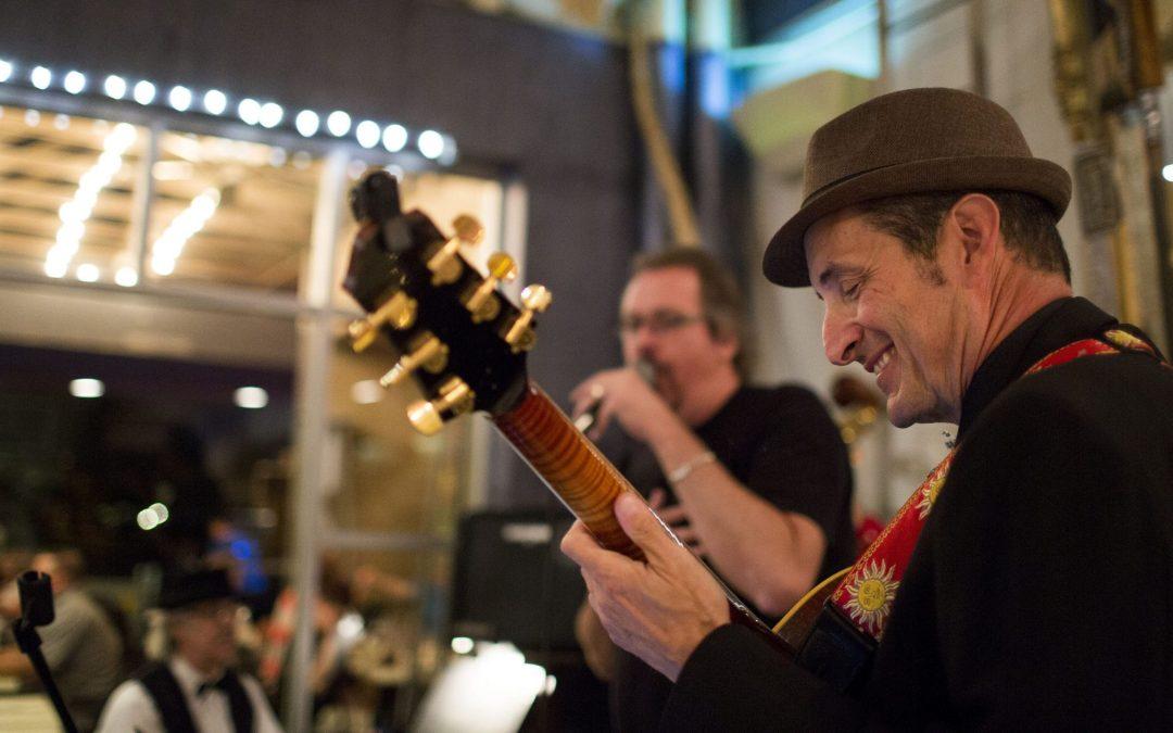 Remembering Pete Gitlin, a beloved presence on Phoenix's jazz scene