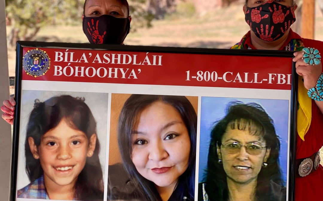 Arizona families remember missing and murdered Indigenous women