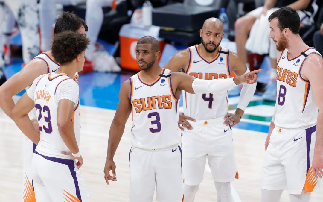 Leadership tops list of things Chris Paul has brought to Suns