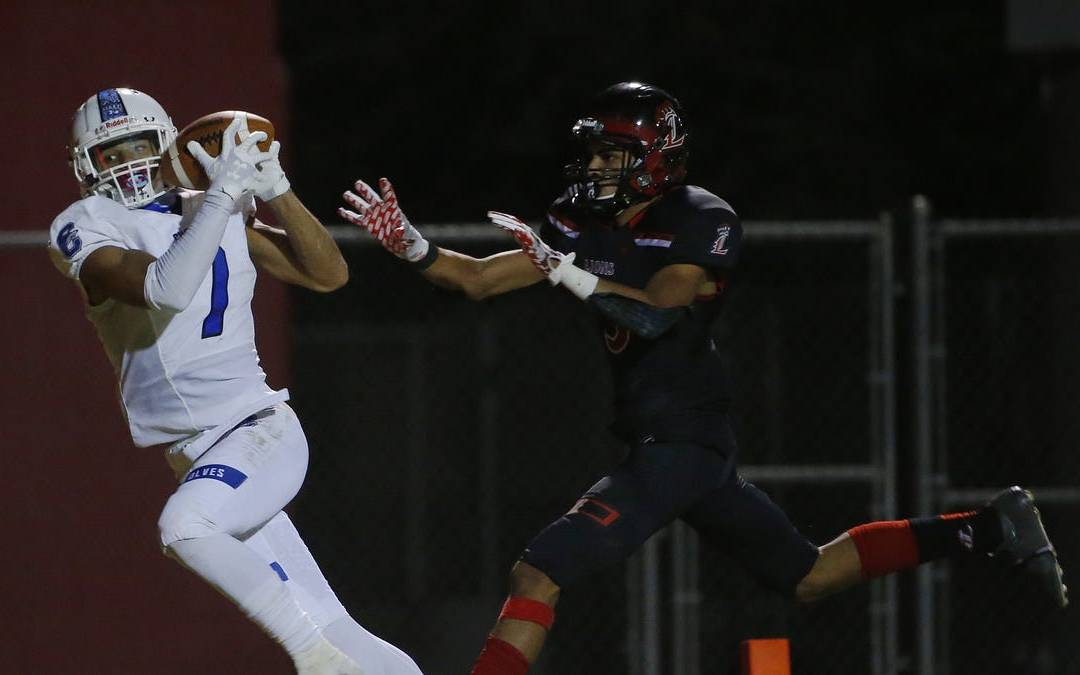 Chandler WR Kyion Grayes II shoots up 247Sports rankings
