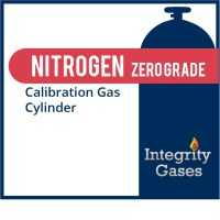 Nitrogen (N2) calibration gas