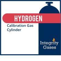 Hydrogen (H2) calibration gas