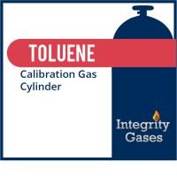 Toluene (C7H8) Calibration Gas
