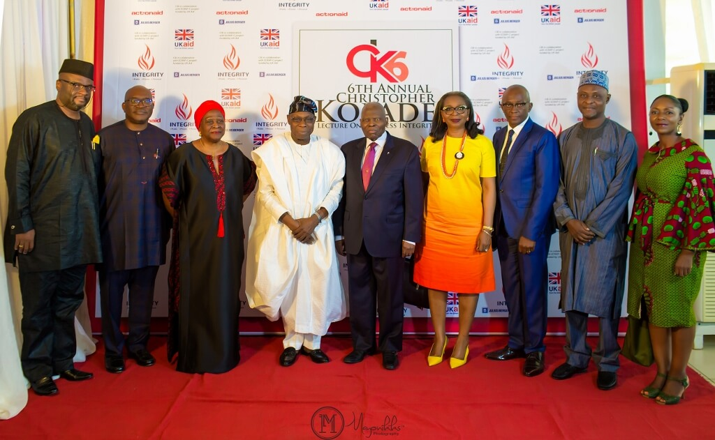 Highlights of the 6th Annual Christopher Kolade Lecture on Business Integrity