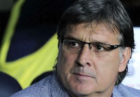 Tata Matino FC Barcelona's coach