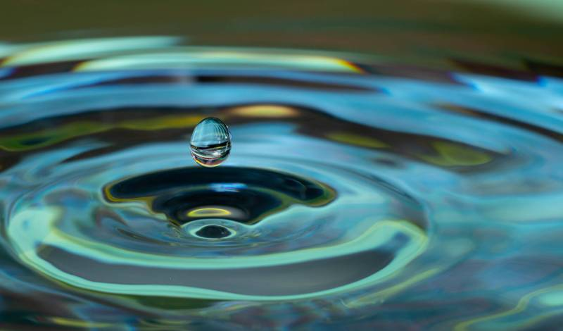 Thinking should be flexible like ripples in water.