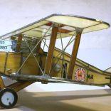 5-15 Szklany Ansaldo Ballila z 7 eskadry