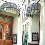 2-66 Hotel Orzeł Toruń-witrażowe zadaszenie