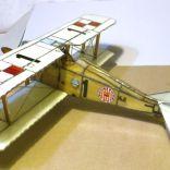 5-14 Szklany Ansaldo Ballila z 7 eskadry