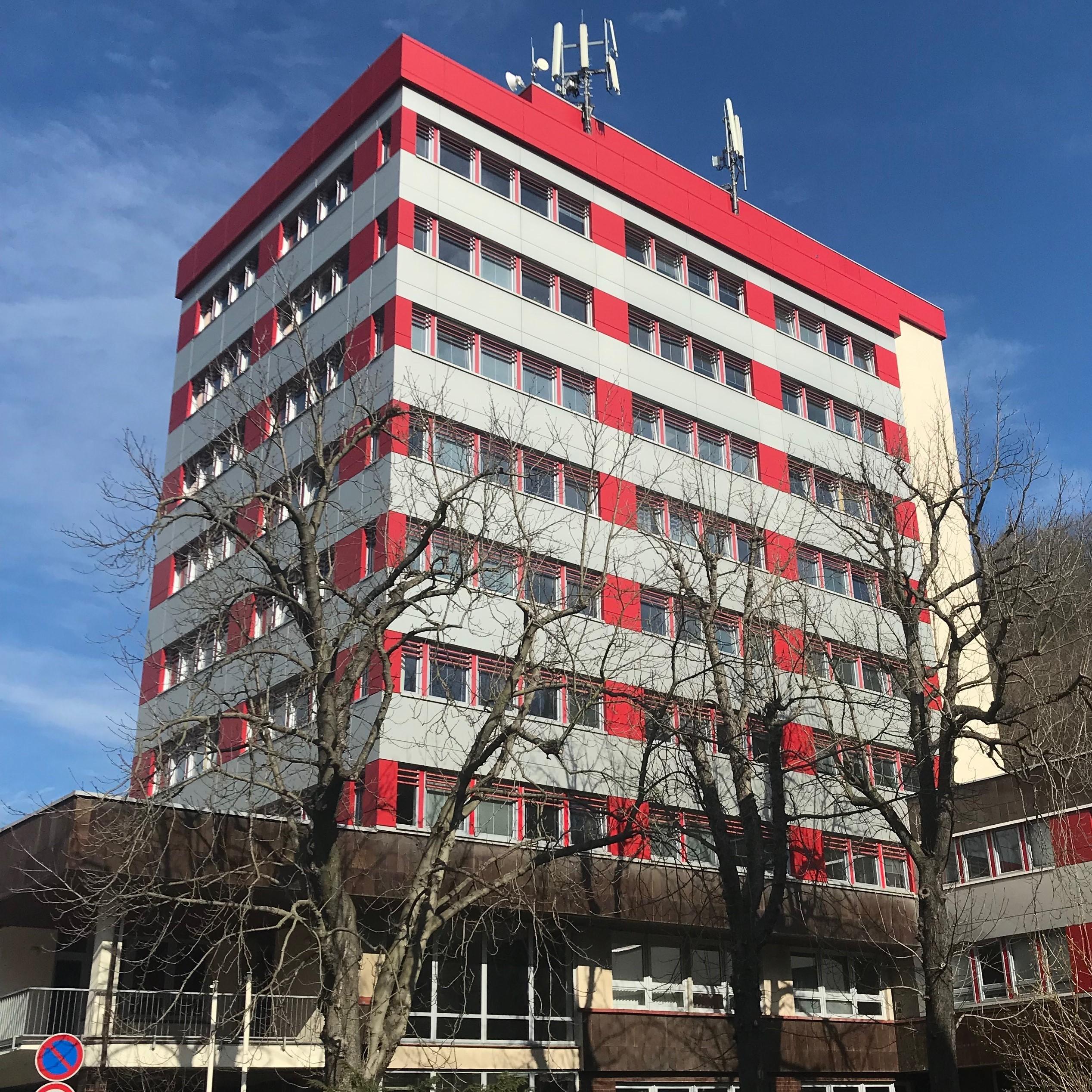 Sídlo premisa TZB, Podolská