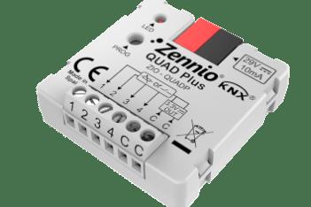 Zennio QUAD KNX binární vstup