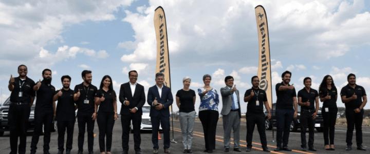 Continental y UAQ habilitan una nueva pista de pruebas
