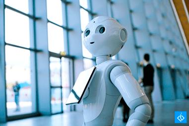 """Están listos los robots """"asistentes"""" de los juegos olímpicos de Tokio 2020"""
