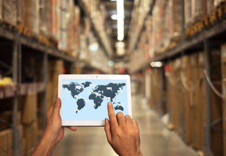 Comercio Mayorista Digitalización