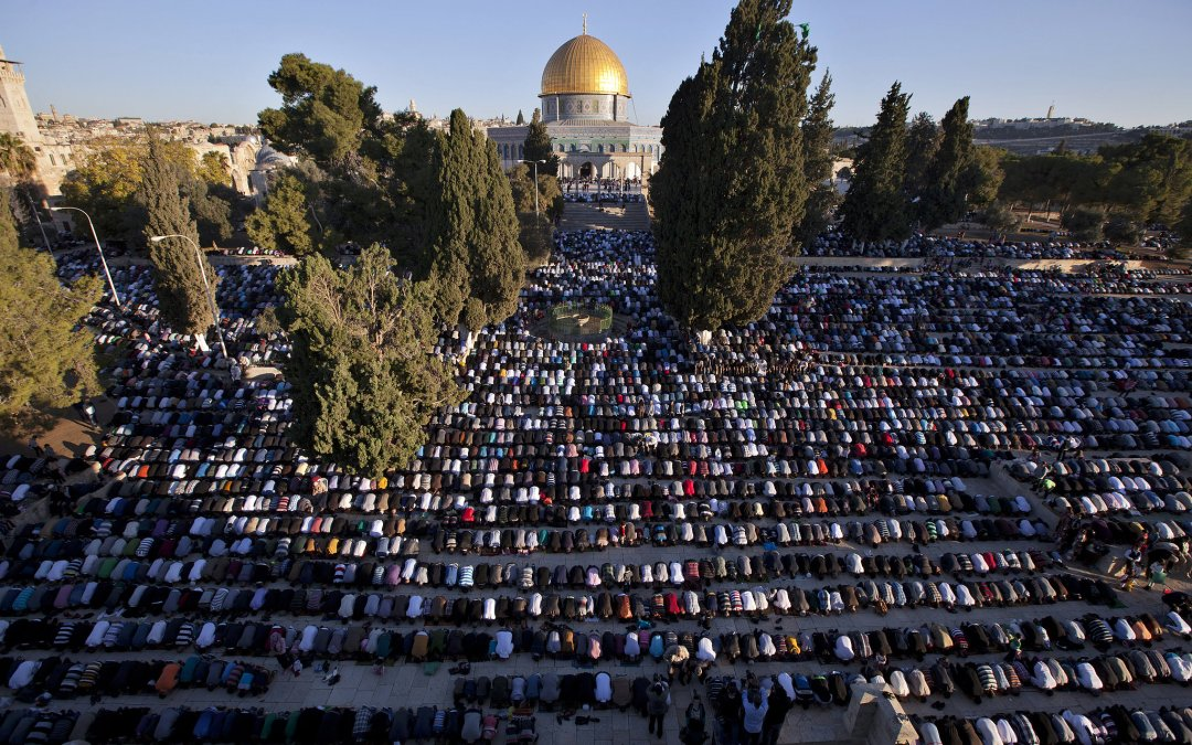 Eid Time: Special Blessings upon the Muslim Nation