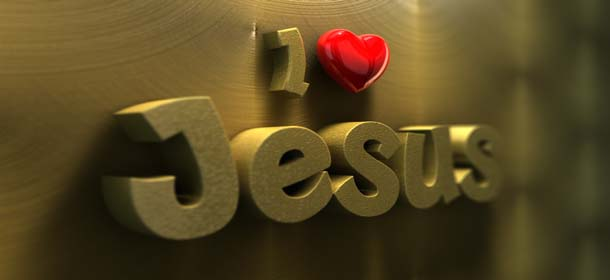 I Love Jesus because I am Muslim