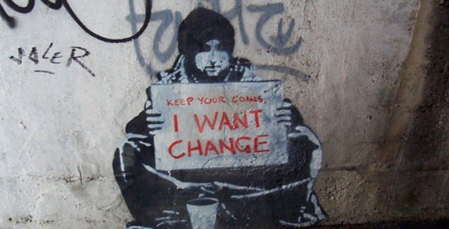 young man wants change