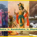 Impetus for Right Action: #Dharma_drives_Kshatra