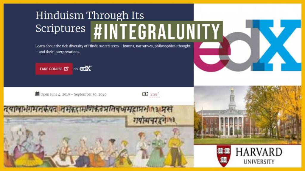 Hinduism Through Its Scriptures – 4: Integral Unity