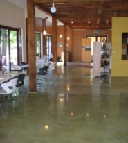 Polished Concrete in Tampa