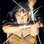 Wonder Woman - I needed to borrow her super powers.