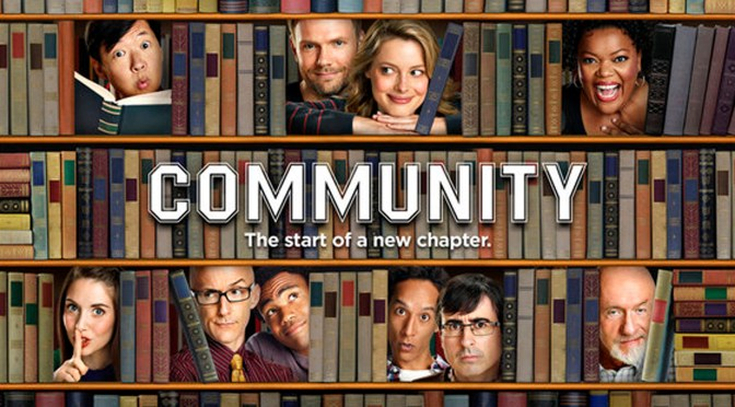 "Community: Season 5 Cast. ""The Start of a New Chapter"" (Again?)"