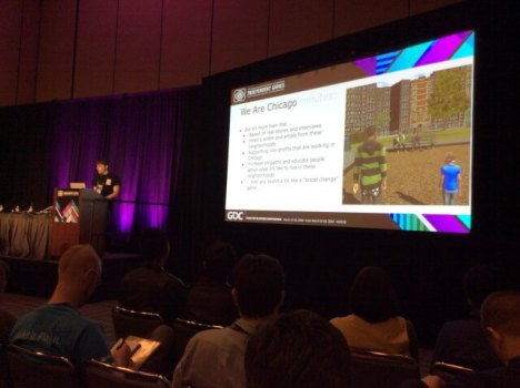"GDC '16: World-Changing Games: How ""We Are Chicago"" (and all other games) Shape Society"