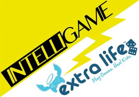 The Intelligame Extra Life 2016 Streaming Schedule