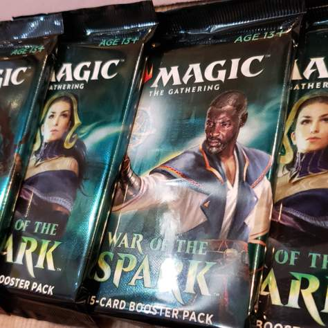 Dealing with Mediocrity –  Magic: The Gathering Edition