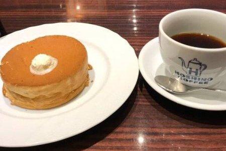 【仙ぶら】星乃珈琲店の窯焼きスフレパンケーキと仙台っ子ラーメン