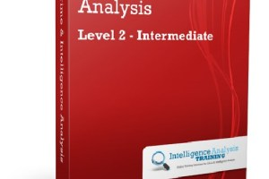 CI-02 Crime & Intelligence Analysis - Level 2 (Intermediate)