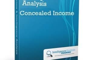 CI-10 Concealed Income Analysis Intelligence Analysis Training Ltd