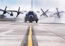 AC-130 Stinger II aircraft