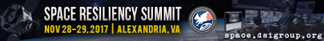 Register for the Space Resiliency Summit