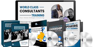 World Class Consultants Online Course [2-Part Payment]