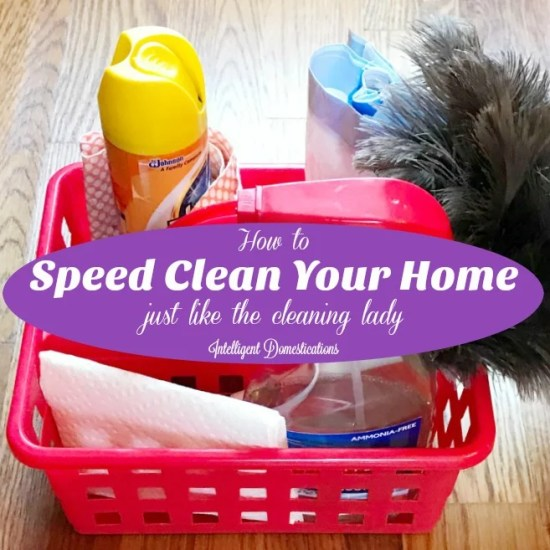 How to speed clean a room. Speed cleaning tips for your home. Speed Cleaning Tips from A Pro. How to speed clean