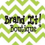 Brand it boutique logo