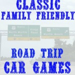 Classic Family Friendly Road Trip Car Games at www.intelligentdomestications.com
