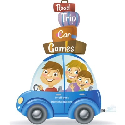 Family Friendly Roadtrip Car Games