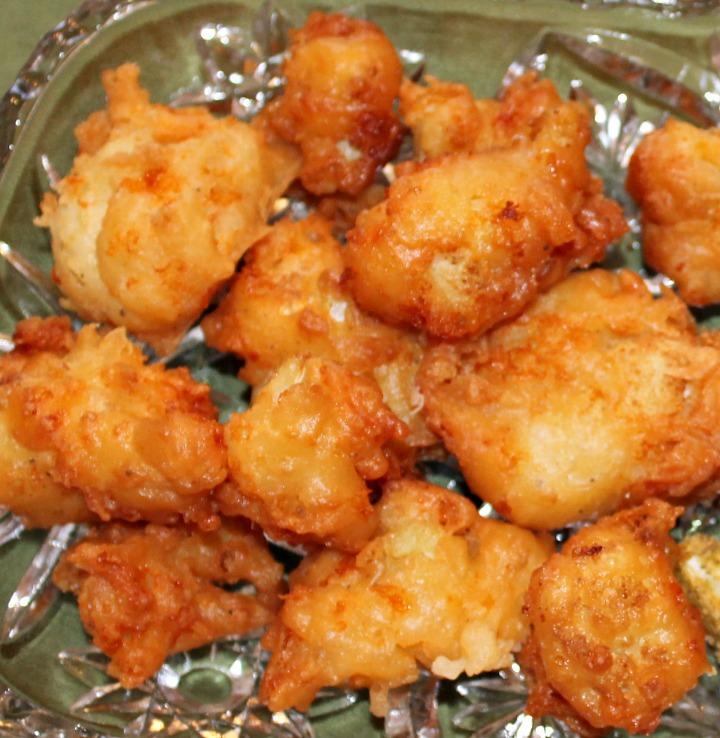 Cheddar Fried Cauliflower.intelligentdomestications.com